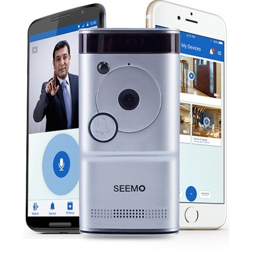Seemo Smart Video Home Security DoorBell
