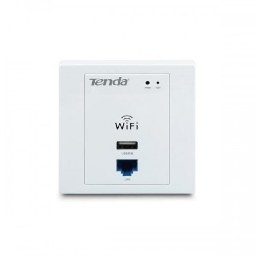 Tenda W310A 300Mbps Wireless Wall Mount Access Point