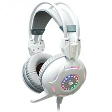 A4 TECH BLOODY G300 COMBAT GAMING WHITE HEADSET