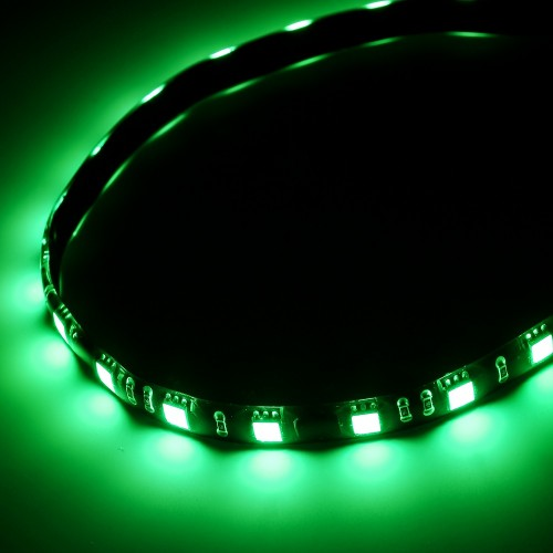 Bitfenix Alchemy 30cm Magnetic GREEN LED Strip