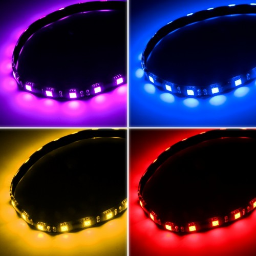 Bitfenix Alchemy 60cm Magnetic RGB LED Strip With Control Box