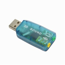USB to Sound Card