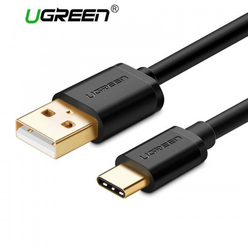 Ugreen 40888 USB to USB Type-C 5A data cable 1M