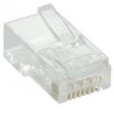 D Link Cat 5 RJ45 Cable Connector - Pack Of 100 Pieces
