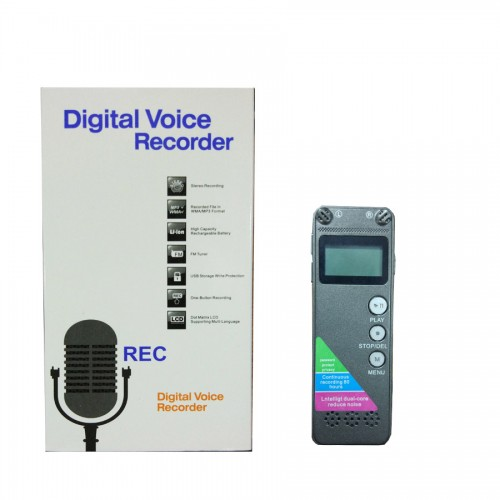Speed Data GH-500 Digital Voice Recorder