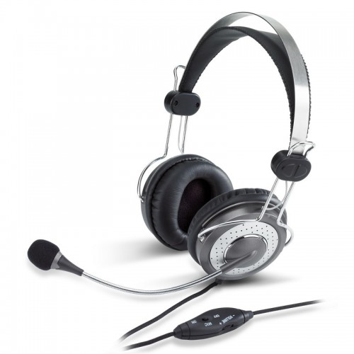 Genius HS-04SU with Noise-canceling microphone