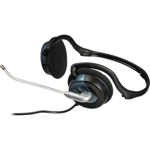 Genius HS-300N Foldable rear-band PC headset