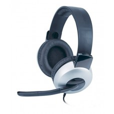 GENIUS HS-05A Deluxe Coil Up Cable Headset