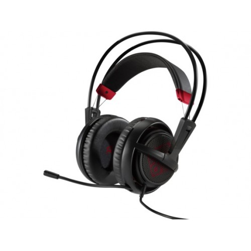 HP Omen Wired Gaming Headset with SteelSeries