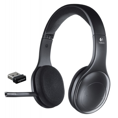 Logitech H800 WIRELESS Headset with Microphone