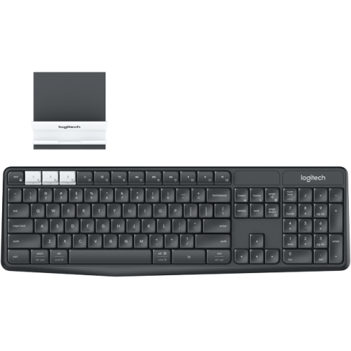 Logitech K375s Wireless Multi Device Keyboard