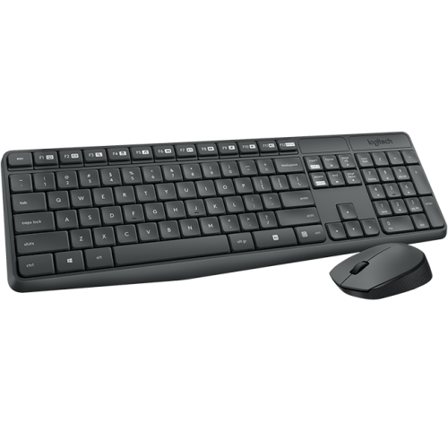 Logitech MK235 Wireless Combo Keyboard