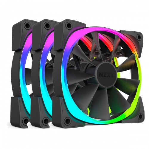 NZXT Aer RGB 120mm Triple Pack LED Fan