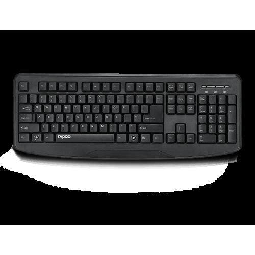 Rapoo NK2500 Wired Keyboard