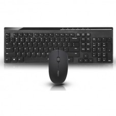 Rapoo X8100 Wireless Multimedia keyboard And Optical Mouse Combo