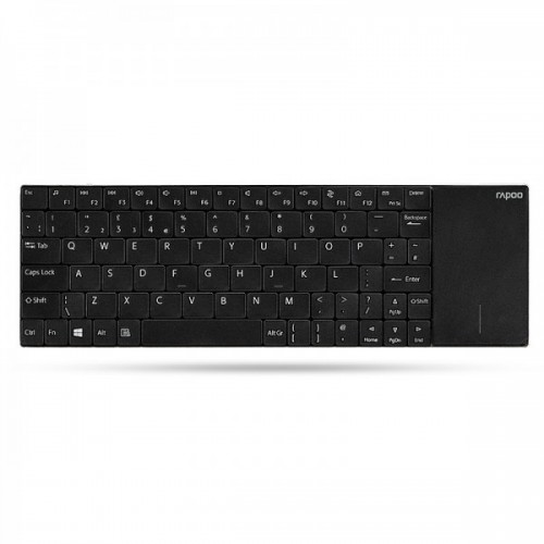 Rapoo E 2710 Wireless Touchpad Keyboard
