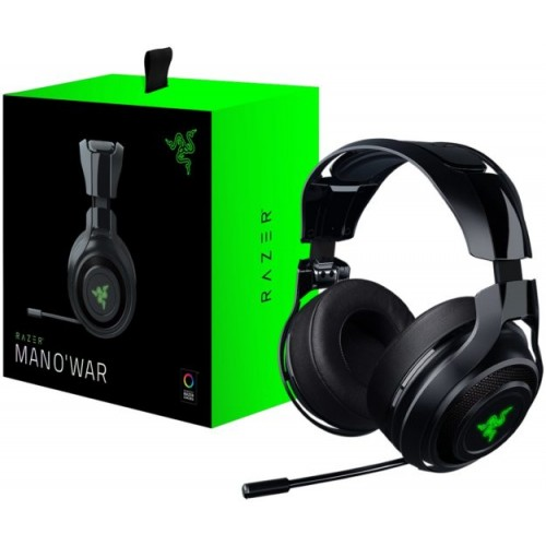 RAZER WIRELESS W ManOWar Gaming Headphone