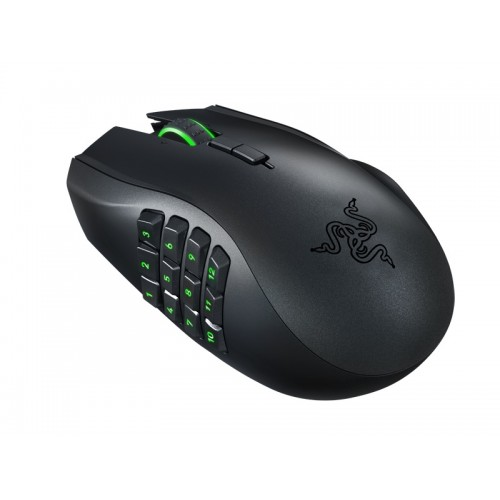 Razer Naga Epic Chroma Wireless Multi Color MMO Gaming Mouse