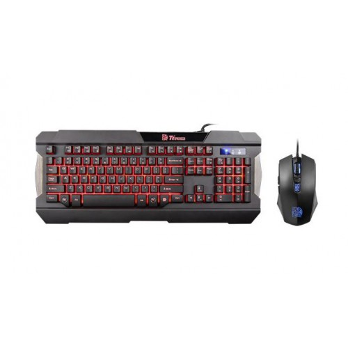 Tharmaltake eSPORTS ComMander Multi-Light Gaming Combo