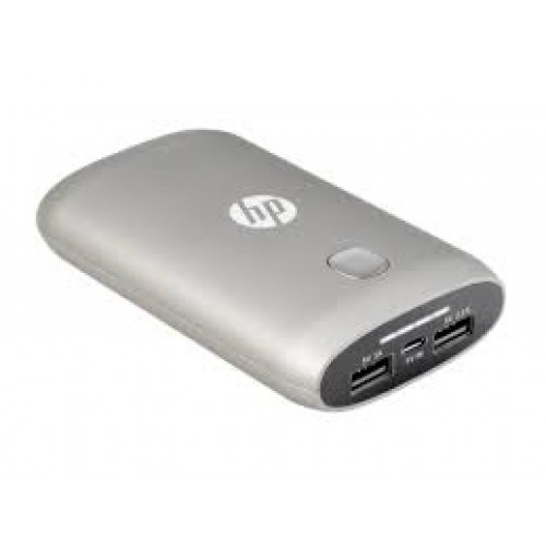 HP Slim Portable 7600 mAh Power Pack