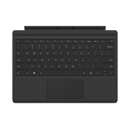 Microsoft Surface Pro 4 Keyboard - Black