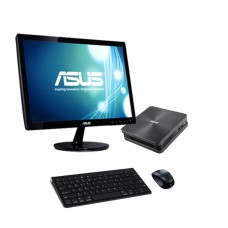 ASUS VC65 Intel i3-6100T Vivo PC with Monitor & DVD RW
