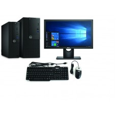 DELL OPTIPLEX 3050 MT Core i3 7th Gen 4GB DDR4 1TB Brand PC