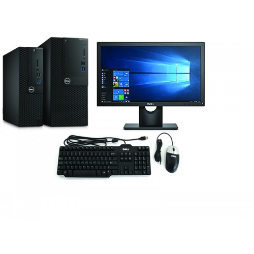 DELL OPTIPLEX 3050 MT Core i5 7th Gen Brand PC