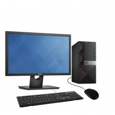 Dell Vostro 3668 MiniTower i3-7100 4GB-1TB Brand PC