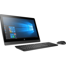 HP Pro One 400 G2 i3 6th Gen 20-inch Antiglare All in One PC