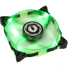 Bitfenix Spectre Xtreme 120mm GREEN LED Case Cooling Fan