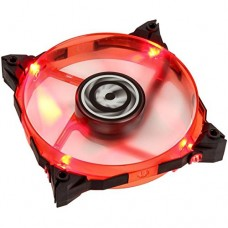Bitfenix Spectre Xtreme 120mm RED LED Case Cooling Fan