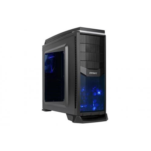 Antec GX300 Window Black Gaming Casing