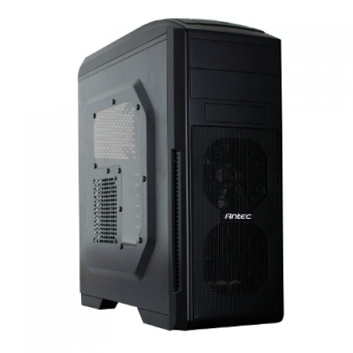Antec GX500 Mid Tower Window Gaming Casing