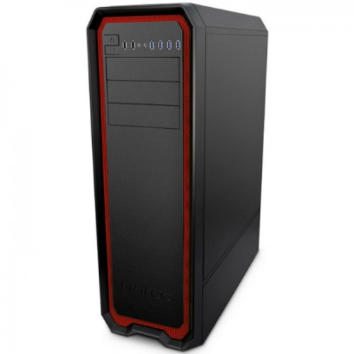 Antec Nineteen Hundred Super Ultra Tower Window Gaming Casing (RED)