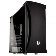 Bitfenix Aurora Black Dual Tempered Glass Gaming Case