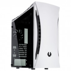 Bitfenix Aurora White Dual Tempered Glass Gaming Case