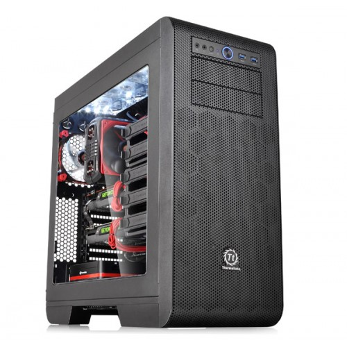 Thermaltake Core V51 Window Mid-Tower Chassis