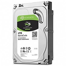 Seagate 4TB SATA Barracuda Internal HDD