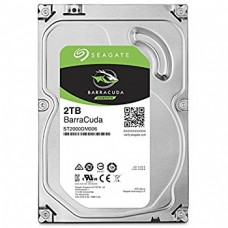 Seagate Internal 2TB SATA Barracuda HDD
