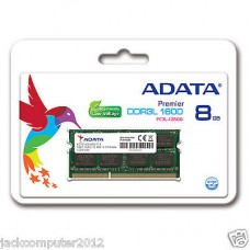 Adata 8GB DDR3L 1600 Bus Laptop Ram