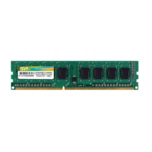 Silicon Power 4GB DDR3 1600 Bus Ram