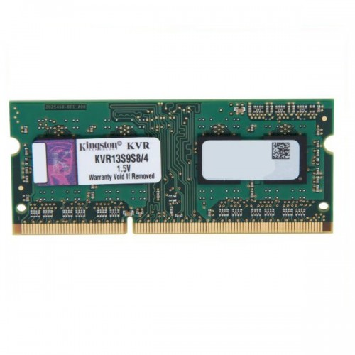 Kingston 4GB DDR3 1333 Mhz Laptop Ram