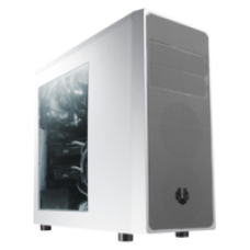 Bitfenix Neos Window White-Silver Casing