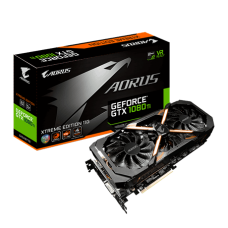 Gigabyte Aorus GeForce GTX 1080 Ti Xtreme Edition 11G GDDR5X Graphics Card