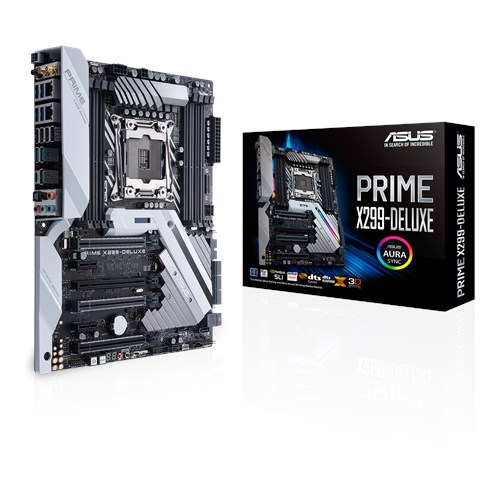 Asus Prime X299-Deluxe Atx Motherboard