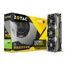 ZOTAC GeForce® GTX 1080Ti AMP Extreme 11GB DDR5 Graphics Card