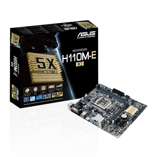 Asus H110M-E/M.2 DDR4 USB 3.0 ATX Motherboard price in bd