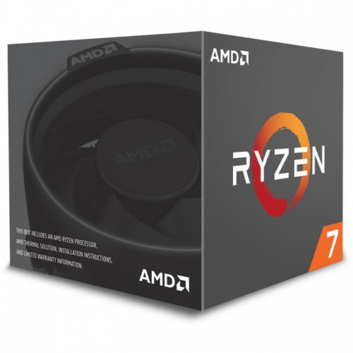 AMD RYZEN 7 1800X 8-Core 3.6 GHz 4.0 GHz Turbo Processor