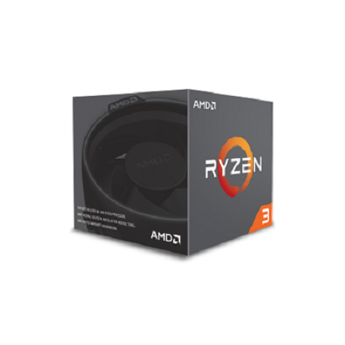 AMD RYZEN 3 1200 4-Core 3.1 GHz Turbo Core Speed 3.4 GHz Desktop Processor